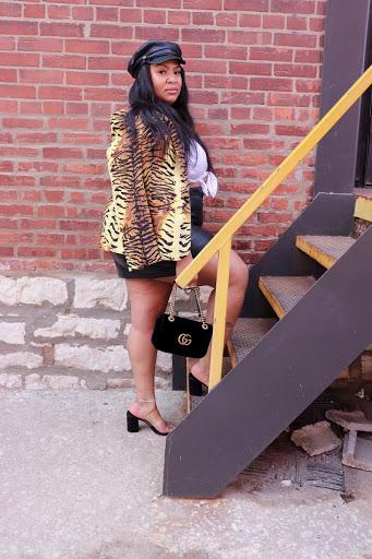 Vibrant Fashion Stylist