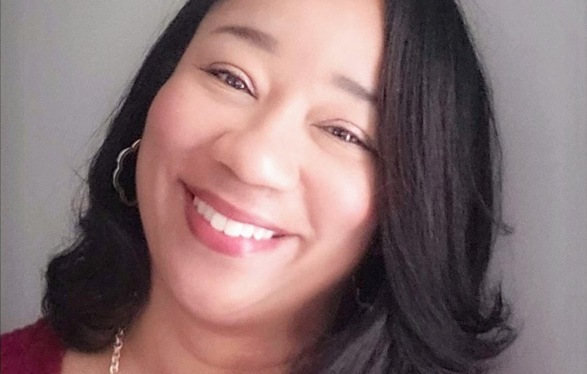 Tiffanie Roberson: Light-Filled Poet and Blogger