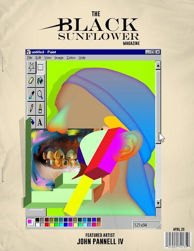 John Pannell: Spellbinding Visual Artist