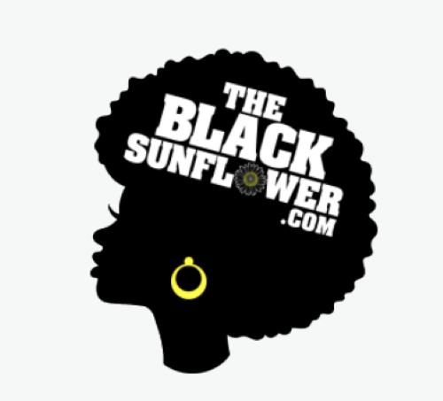The Black Sunflower