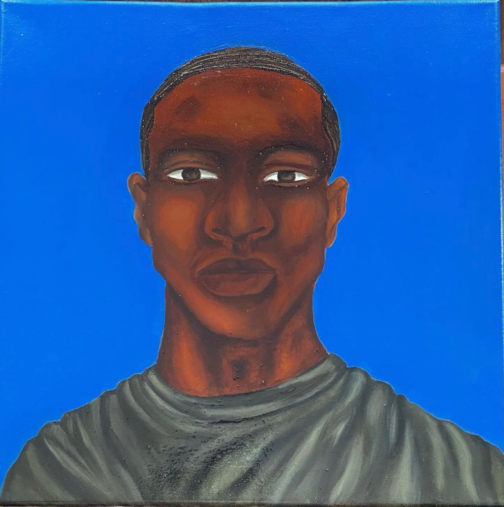 Cicely Jones: Painter, Student, Appreciator of All Things Black